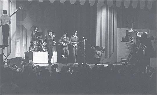 Beatles ed sullivan documentary heaven