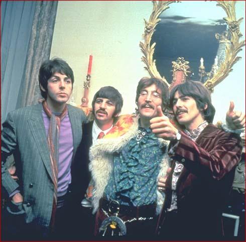 The Beatles Polska: Przyjęcie promocyjne dla prasy z okazji wydania LP Sgt Pepper